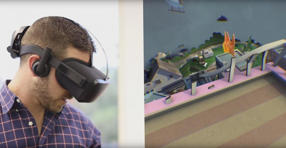How Facebook plans to make the future of virtual reality social:
