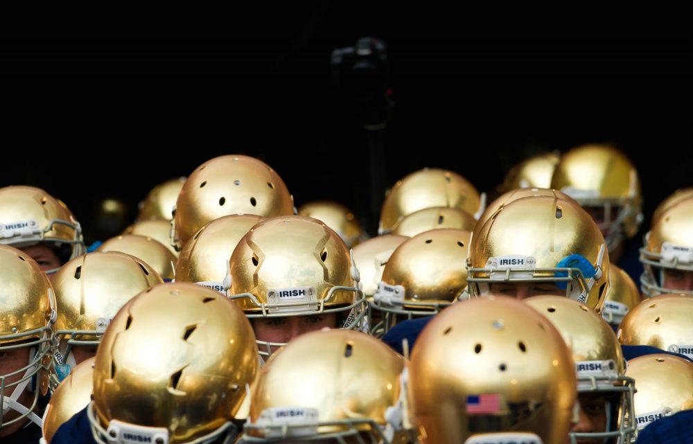 Watch Notre Dame vs. Stanford in VR on the @nextvr app. via @The_CSJR #NextVR #VR