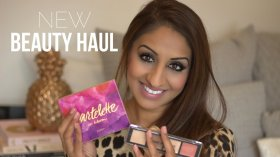 Have you seen my new beauty haul? bbloggers beautyhaul YouTube makeup