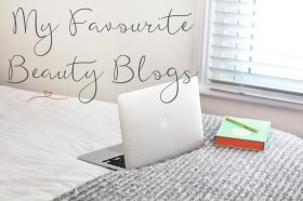 My Favourite Beauty Blogs bbloggers FemaleBloggerRT
