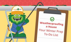 Here's some quick DIY projects to get your home ready for winter. energyefficiency
