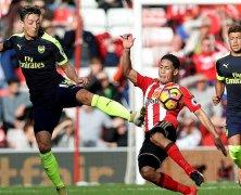 Video: Sunderland vs Arsenal