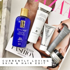 & hair obsessions. skincare beauty bbloggers