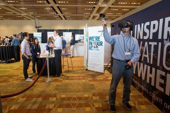 #VR For Good - It Can Do Much More Than Game | Huffington Post