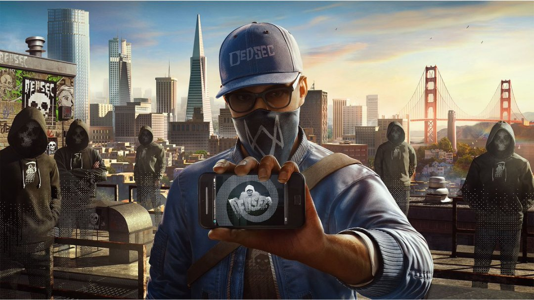 Watch Dogs 2 - Welcome to San Francisco Gameplay Trailer 1