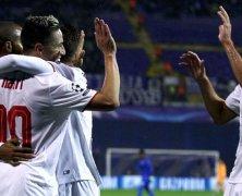 Video: Dinamo Zagreb vs Sevilla