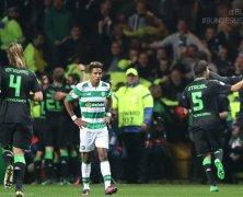 Video: Celtic vs Borussia M gladbach