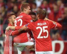 Video: Bayern Munich vs PSV