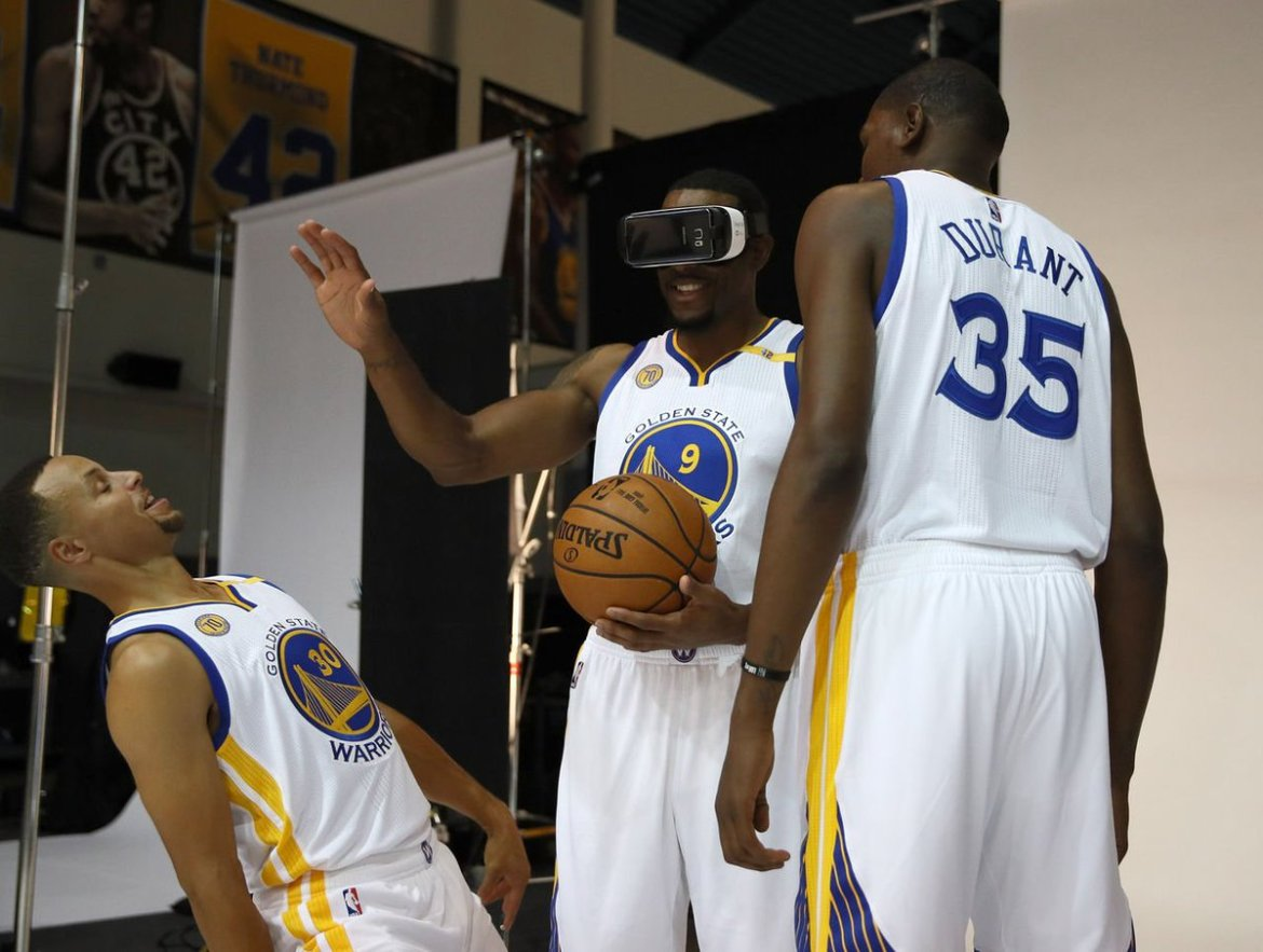 NBA to offer virtual reality games in upcoming season
