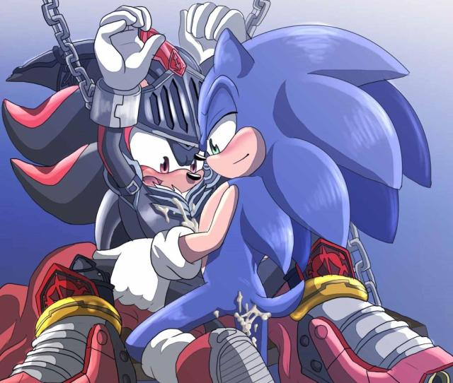 Vicious   F F   On Twitter Sonic And Shadow Porn Sonicporn