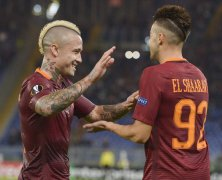 Video: AS Roma vs Austria Wien