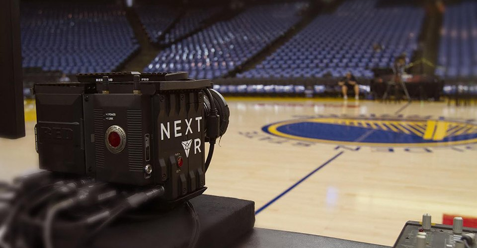 The @NBA announces virtual reality streaming this season: