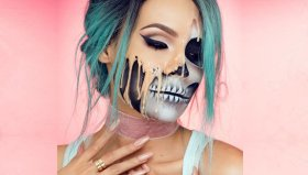 Ready To Slay Ph: DesiPerkins Halloween makeup bbloggers