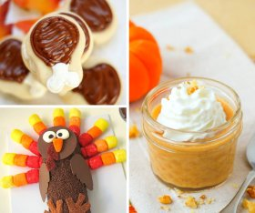 25 Delicious Thanksgiving Dessert Recipes DIY homedecor house