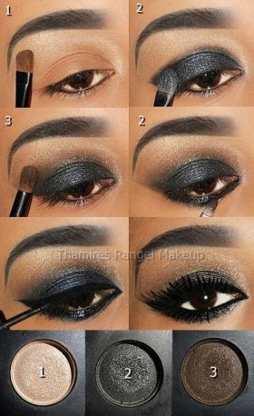 Maquillage Yeux See here All the Makeup Secrets of Top