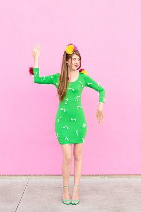 Still looking for a halloweencostume? Here's a few of our favorite plant-themed ideas: DIY