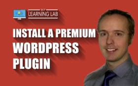 [VIDEO] How to Install a Premium Plugin in WordPress WordPress tutorial