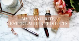 My Favourite EVER Products from EsteeLauderUK - bbloggers fblchat