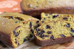 Chocolate Chip Pumpkin Bread ://