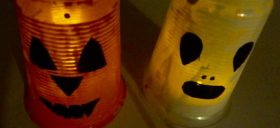 DIY Halloween decoration you have to try! buzzingbubs