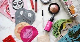 Sephora haul bbloggers blogginggals BBlogRT fashbeautylife TheGirlGangHQ