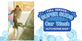 Supersuds has everything for those wanting to wash it themselves! SWFL DIY