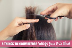 5 Things to Know Before Cutting Your Hair Short --> beauty hair