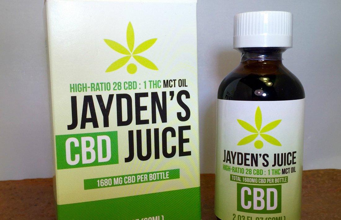 Jayden's Juice: A Cannabis Oil Helping Control Seizures #cannabisoil #MMJ #seizures #USA