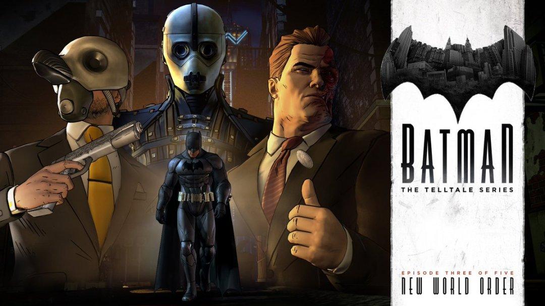 Batman: The Telltale Series Episode 3 New World Order Trailer 1