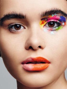 Maquillage : comment les rseaux sociaux dictent leur loimaquillage makeup