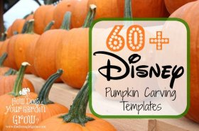 60+ Disney Pumpkin Carving Ideas Halloween Pumpkins Crafts
