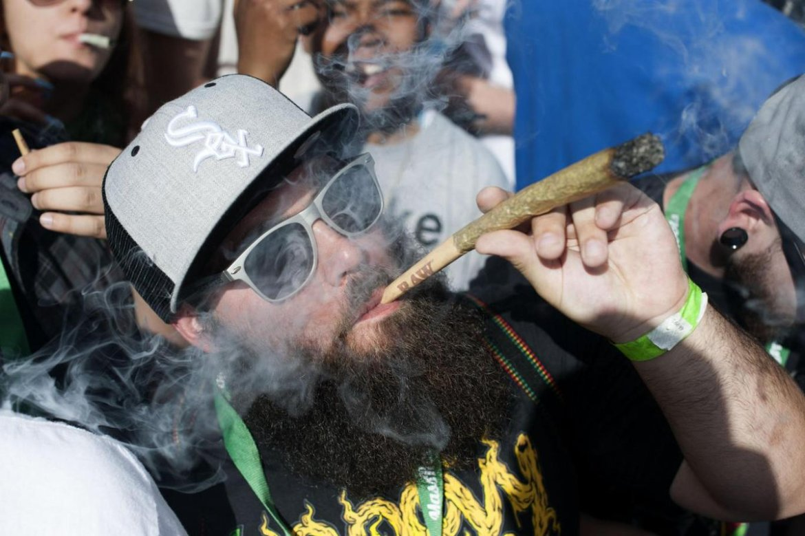 US could 'completely legalise cannabis'