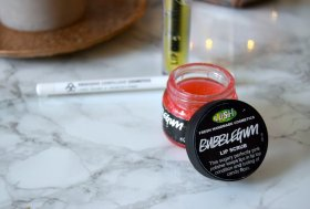 How to prep dry, sore lips for lipstick cfbloggers bbloggers