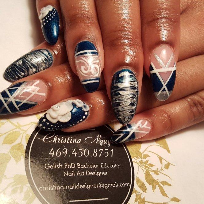 Nail Art Dallas Tx Ideas