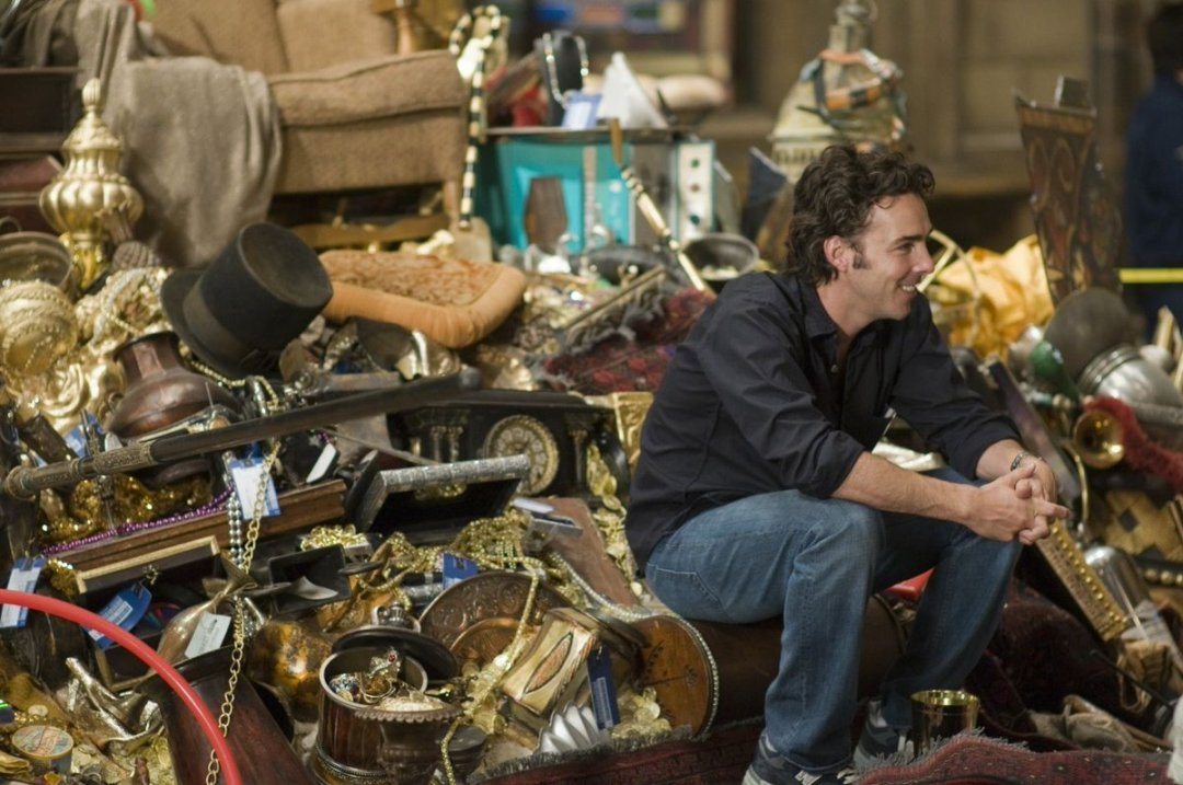 Shawn Levy To Direct Uncharted Movie 1