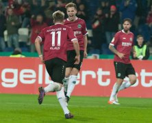 Video: Hannover 96 vs Fortuna Dusseldorf