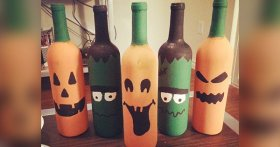 5 brilliant DIY household Halloween decorations: