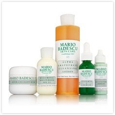 Free Luxury Skincare Sample Set | Mario Badescu beauty