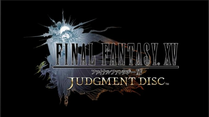 Final Fantasy XV: Judgment Disc Demo Announced