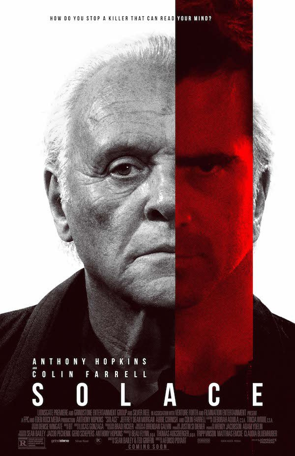 Solace Trailer Featuring Colin Farrell And Anthony Hopkins