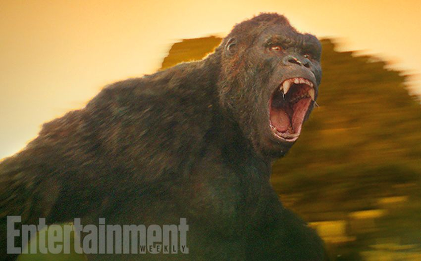 First Look At Kong: Skull Island's Monster Unleashed