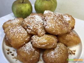 Frittelle di mela e bananeRicetta qui: