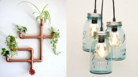 You'll hardly break a sweat while tackling these quick and easy upcycling projects: DIY