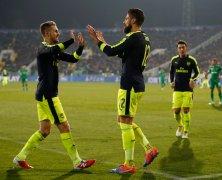 Video: Ludogorets vs Arsenal