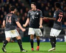 Video: PSV vs Bayern Munich