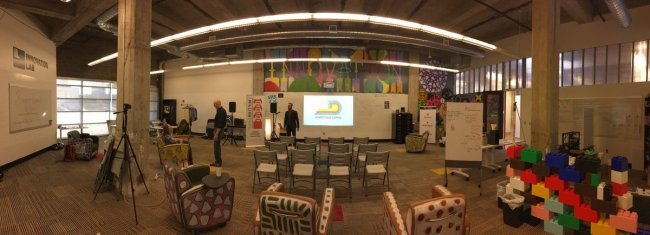 Image result for 1 million cups pitch bham
