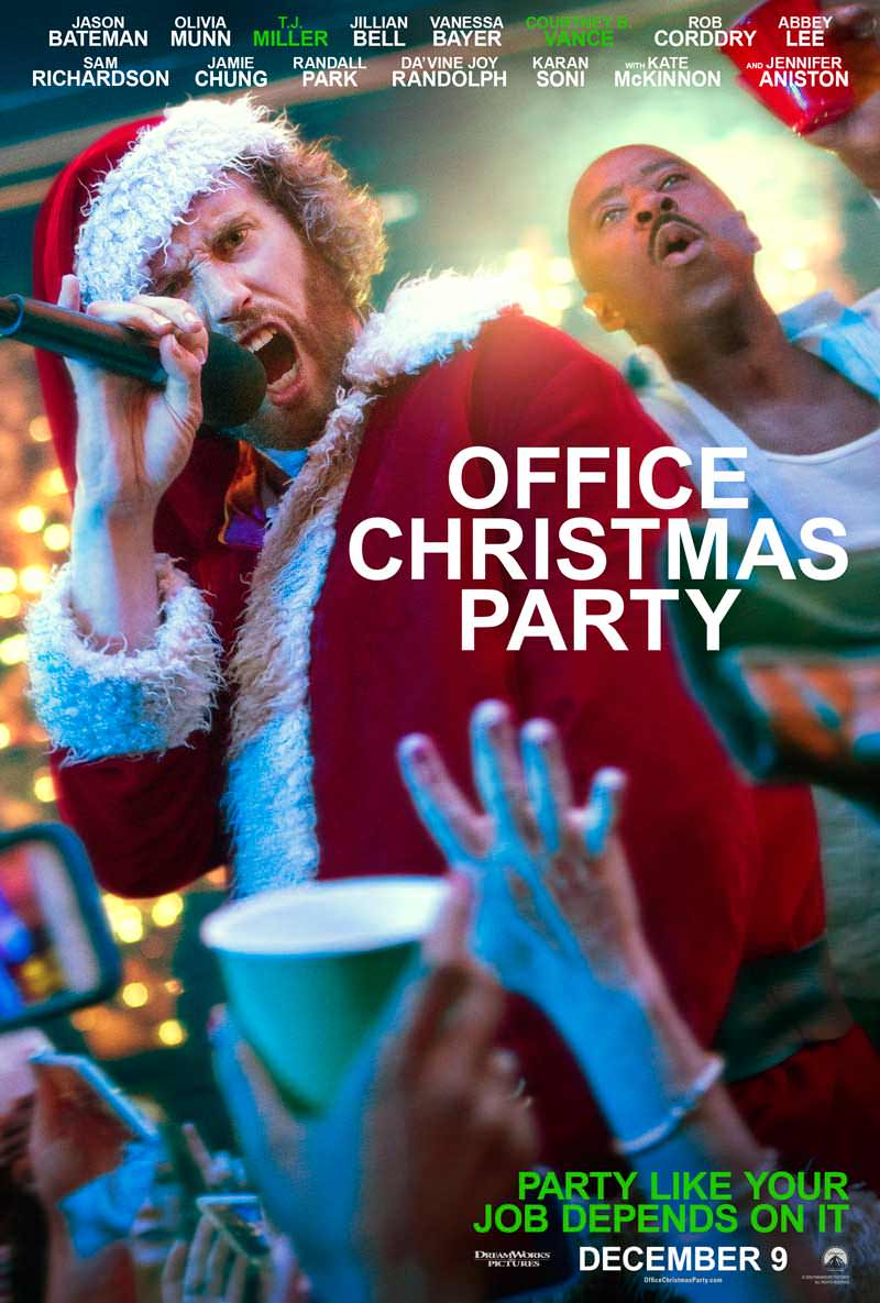 New Office Christmas Party Trailer Featuring T. J. Miller, Kate McKinnon 8