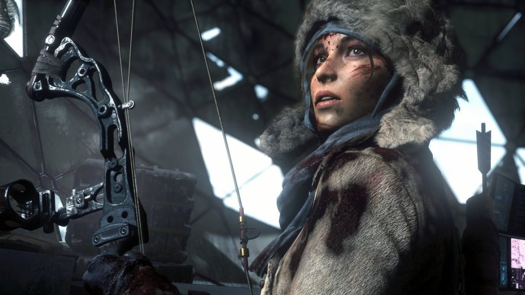 Rise of the Tomb Raider PlayStation 4 Pro Tech Trailer 1