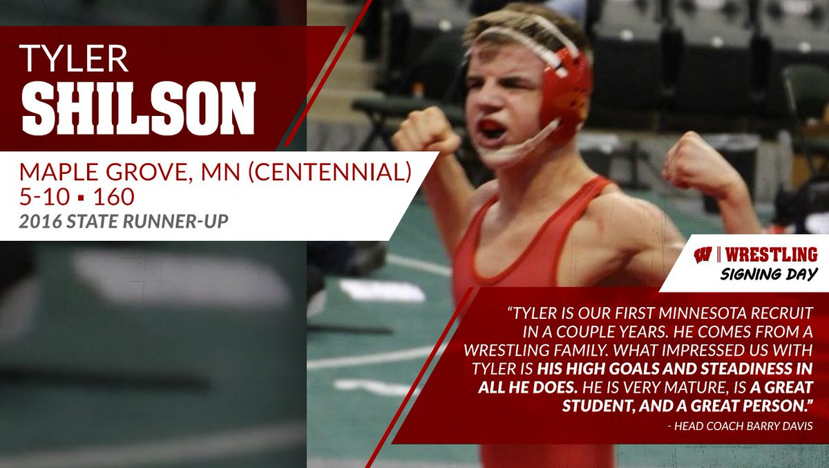 UW Adds Six In Early Signing Period Wisconsin Wrestling
