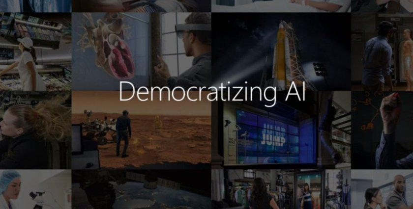 Expanding and democratizing #AI #MachineLearning #DeepLearning transforming businesses